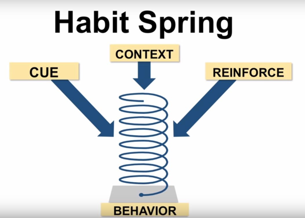 Habit Spring